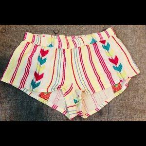 Billabong Multi-color Cotton Shorts